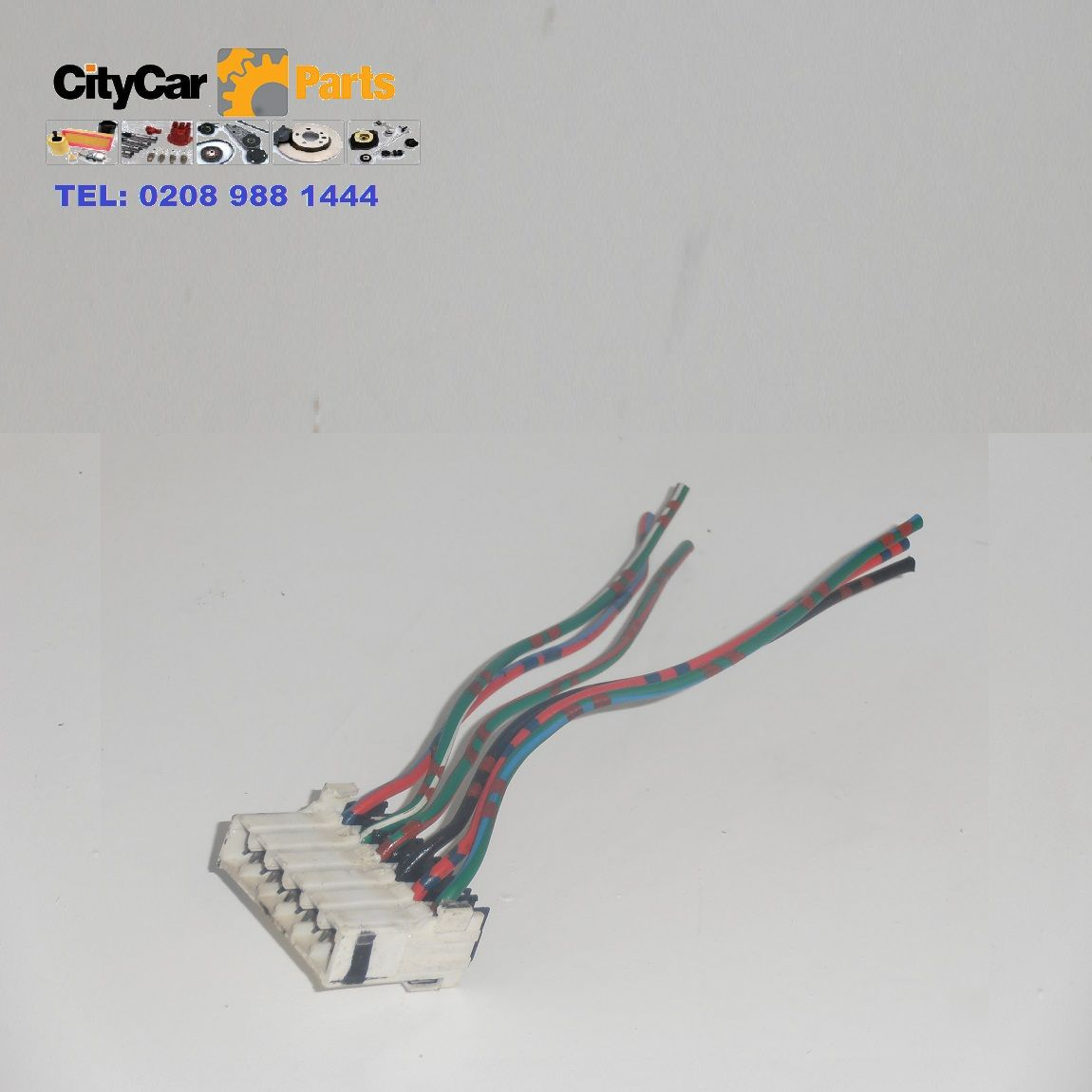 Suzuki Swift Mk1 Models 1996 To 2003 Passenger Side Rear Lamp Bulb Wiring A Holder Harness Has